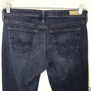 Ag Adriano Goldschmied Jeans - AG The Stevie Slim Straight Ankle Jeans